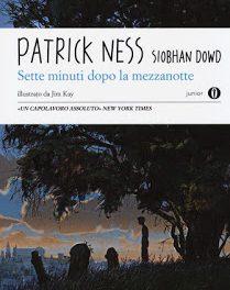 """Recensione """"Sette minuti dopo la mezzanotte"""" di Patrick Ness"""