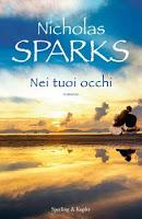 """Recensione """"Nei tuoi occhi"""" di Nicholas Sparks"""