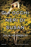 """Recensione in anteprima di """"Gli occhi neri di Susan"""" di Julia Heaberlin"""