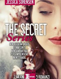 """Recensione """"The secret series"""" di Jessica Sorensen"""