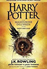 """Recensione """"Harry Potter e la maledizione dell'erede"""" di J. K. Rowling"""