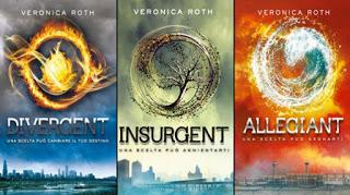 "Recensione della saga ""Divergent"""