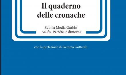 """Rencensione: """"Il quaderno delle cronache"""" di Alberto Savegnago"""