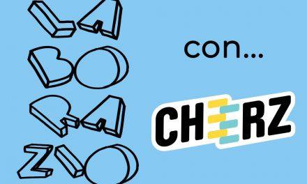 Collaborazione con… Cheerz!