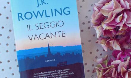 """Recensione """"Il seggio vacante"""" di J.K. Rowling"""
