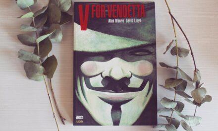 V per Vendetta (fumetto)