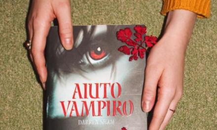Aiuto Vampiro di Darren Shan